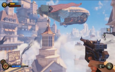 Review: Bioshock Infinite: Soaring above the rest