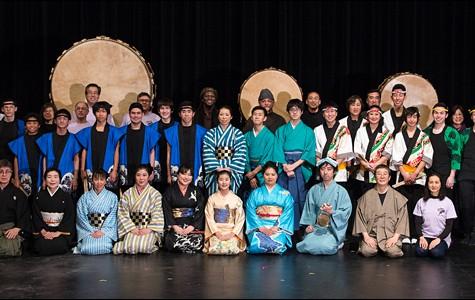 Review: Gintenkai – Tsukasa Taiko Drumming