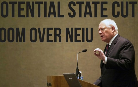 Potential State Cuts Loom Over NEIU