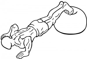 E1-P2 Push up with elevated feet
