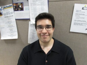 Jonathon Toni Senior, Piano Performance I feel very confident. I have plenty of connections with music educators throughout the country and going to NEIU boosted my confidence. The faculty helped me a lot one-on-one and they pushed me to do my best.