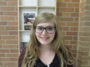 Rebekah Troche Junior, English Personally, I feel extremely confident because I am currently working in my field. Also, being part of the English Department, the advisors are really good at helping students get jobs and internships after graduation.