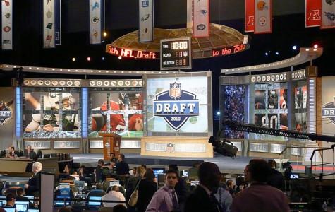 Mayor Wants In On NFL Draft