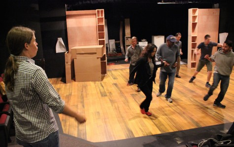 Review: 'Bobrauschenbergamerica' Comes to Stage Center