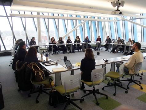 El Centro Hosts Inter-Institutional Ideas