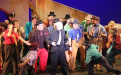 Dice and Dames: Guys and Dolls Comes to NEIU
