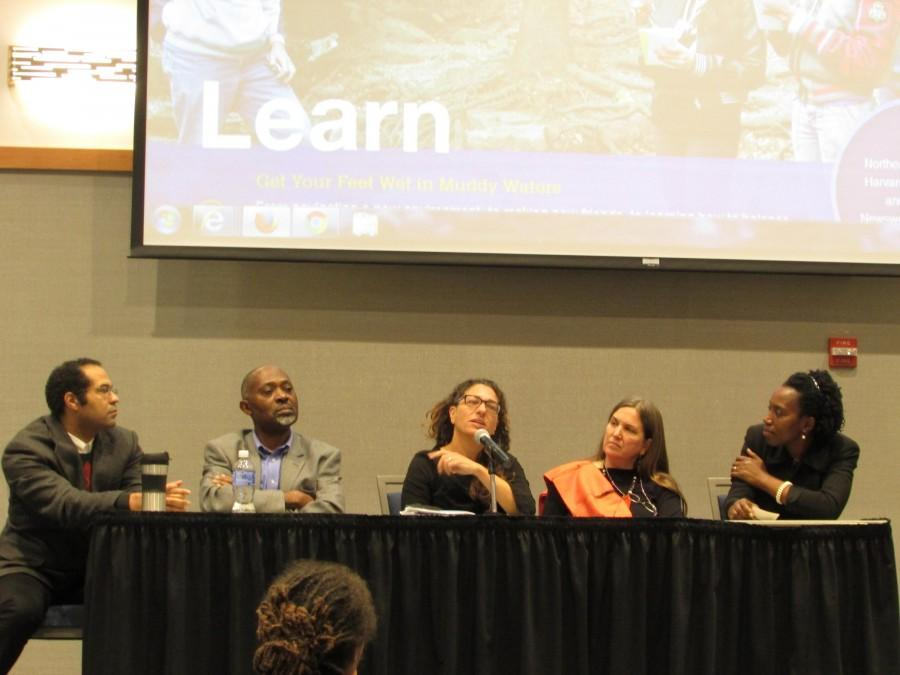 No More Silence: NEIU Hosts Discussions Against Genocide