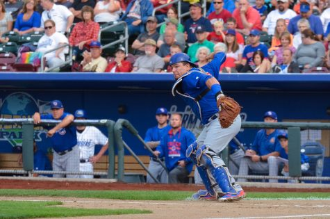 Cubs' Schwarber Out For Season