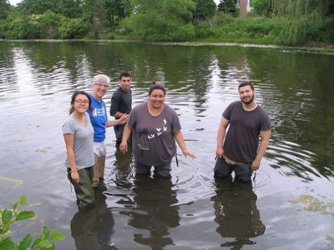 NEIU AGUA project flows like water