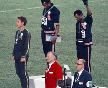 History repeats itself with athlete protests, social injustice