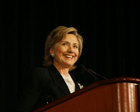 The race to the White House: Clinton