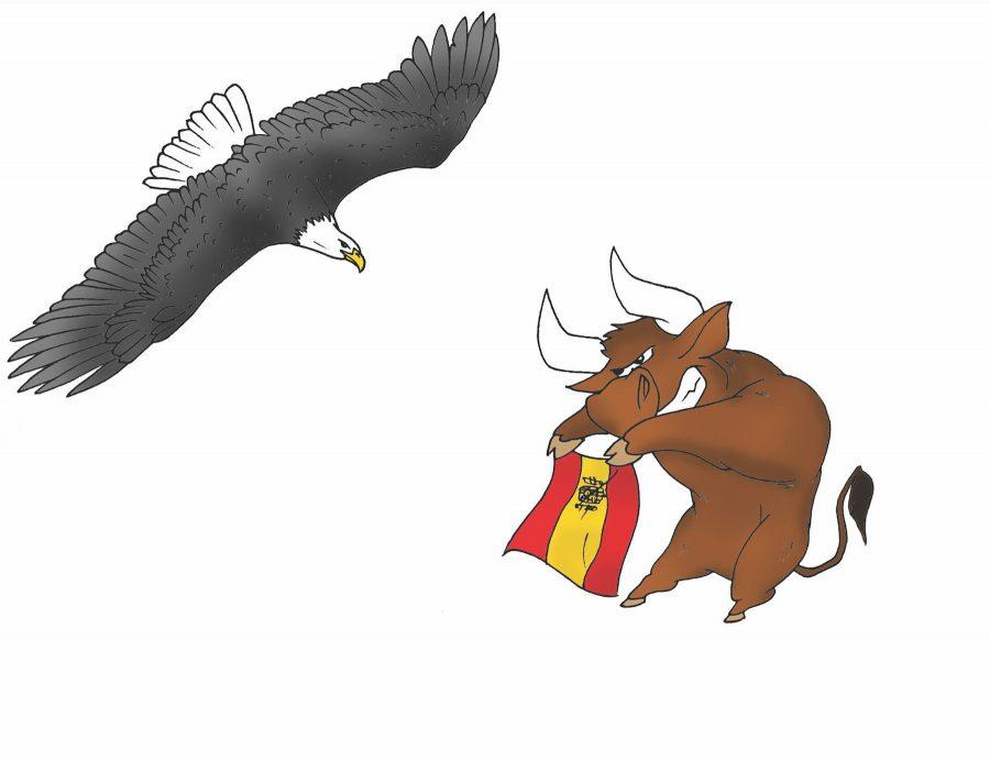 American and Spanish politics: a comparison