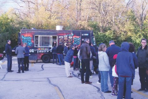 Food Truck Friday finishes for the fall