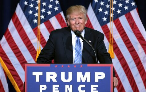 Donald Trump, the 45th president of the US