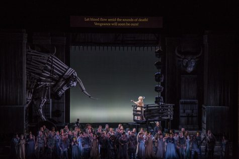 Norma': an opera full of lyrical woes