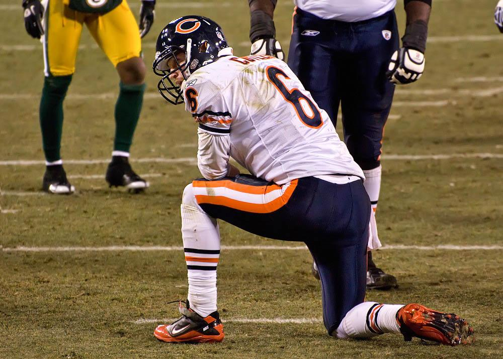 Cutler's gone. Is the Chicago Bears seven year playoff drought finally over?