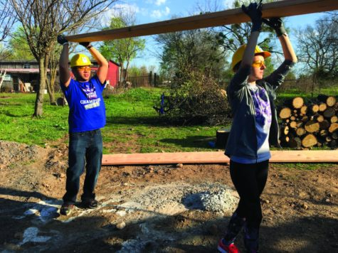 The Cherokee nation and habitat for humanity: Tahlequah, OK