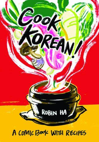 Korean food gets playful in comic books