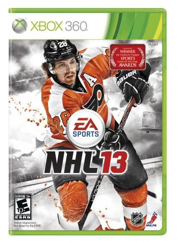 NHL 2k13
