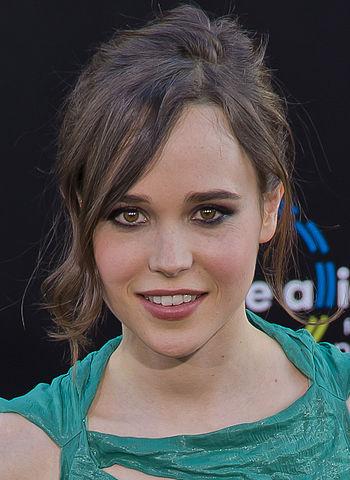 Ellen+Page