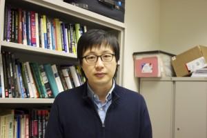 NEIU Assistant CMT Professor Seung-HwanMun
