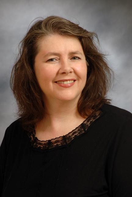 Kathy Cowan has been a full time instructor of music at NEIU since 2001. Photo courtesy of NEIU
