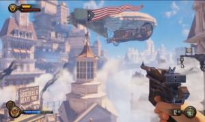 Bioshock Infinite- Screenshot courtesy of Irrational Games