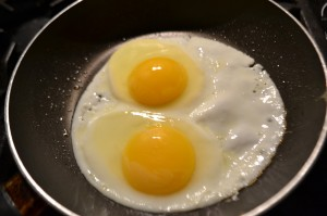 Do eggs have as much bad cholesterol as people say they do
