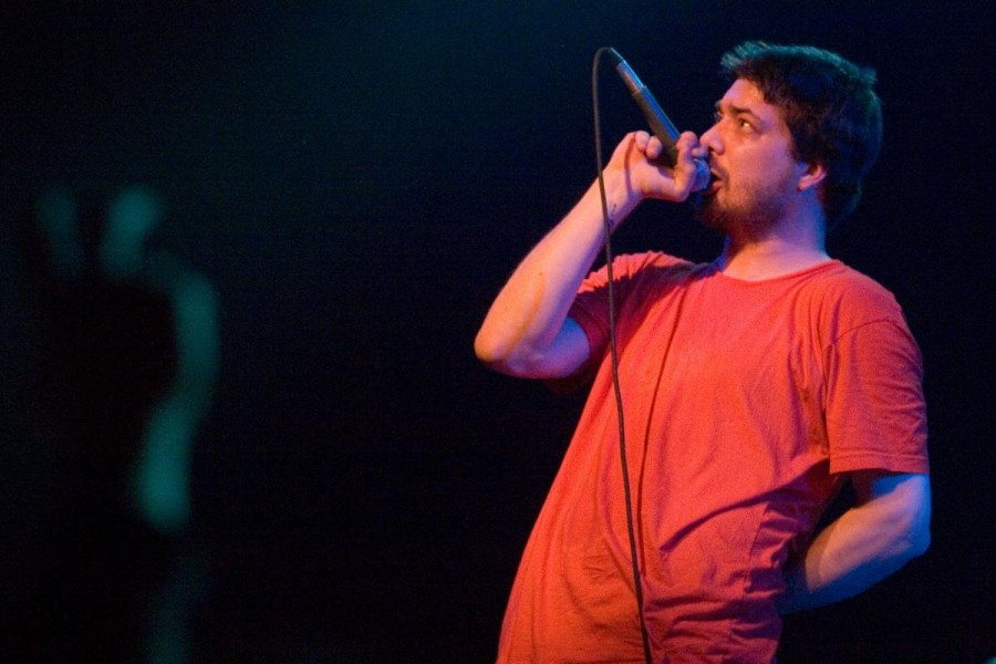 Aesop Rock will be one half of a duo headlining Nest Fest.