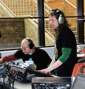 Rick Martin, WZRD's first Wizard on air