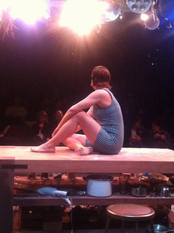 Review: Miss Julie: Strange Bedfellows