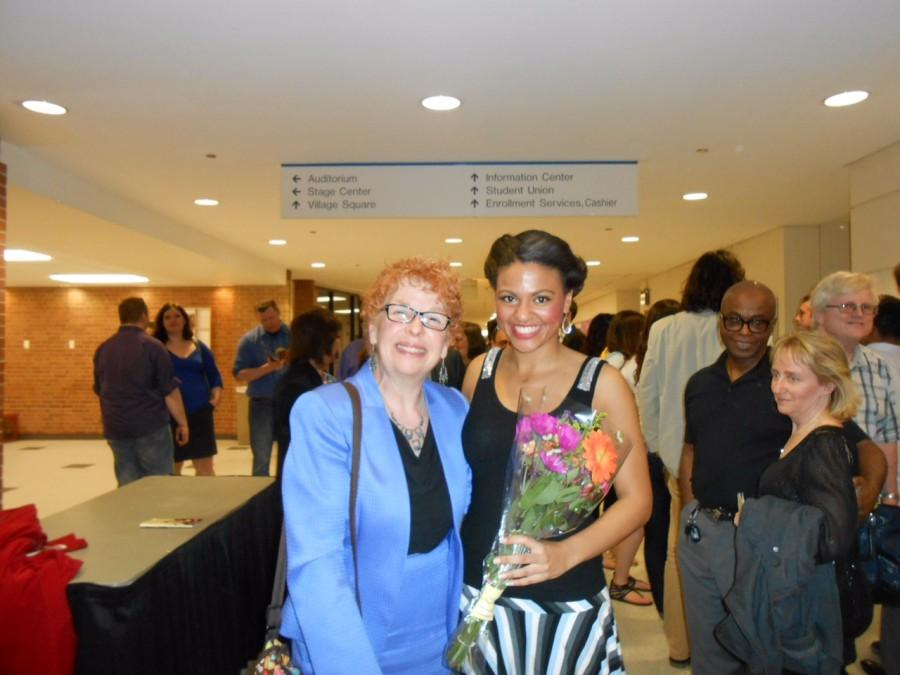 Sasha Gerritson Brings Operetta to the Department of Music