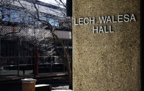 Lech Walesa Hall to Keep Name