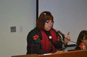Chicana Magda Ramirez Castañeda