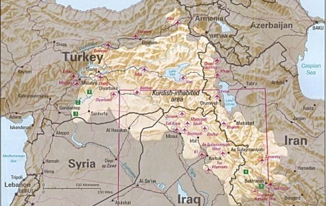 Kurdistan is a territory that passes through several nations including Northern Iraq