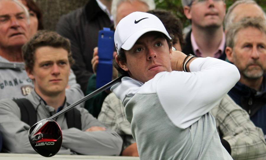 The world's top golfer Rory McIlroy hopes to lead Team Europe to a third straight Ryder Cup win.