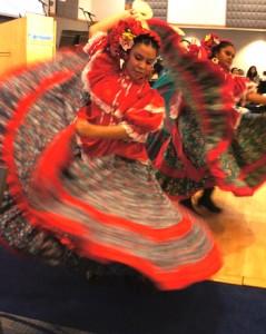Horizantes Mexicanos De Danza Folklorica.
