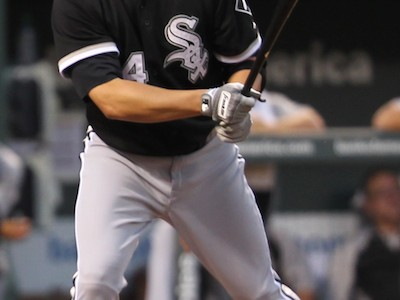 Recently retired Paul Konerko is 42nd all time in career home runs.