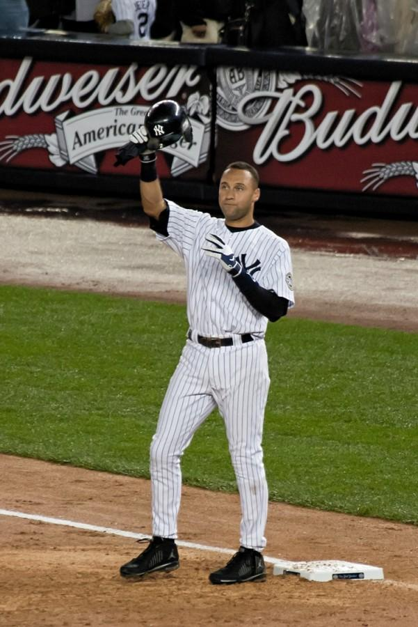 Jeter+is+ending+his+illustrious+career+as+a+14-tim%0Ae+All-Star+and+five+time+World+Series+champion.+