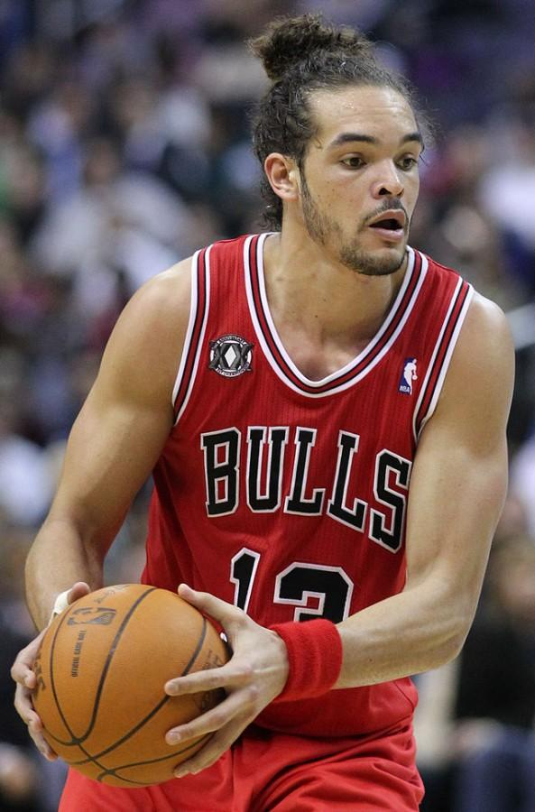 Joakim+Noah+has+been+battling+injury+all+season+and+is+averaging+the+least+rebounds+since+his+2009-10.