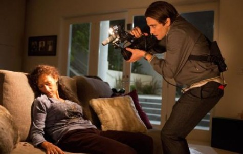 Jake Gyllenhaal in his chilling performance as Louis Bloom, petty criminal and ruthless freelance cameraman.