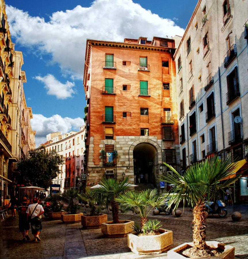 Madrid, Spain is a popular study abroad choice for students across the world.