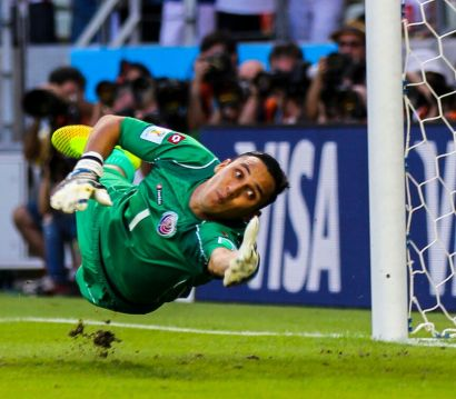 Despite being favorites to win Copa Oro, Costa Rica will be without their star goalkeeper, Keylor Navas.