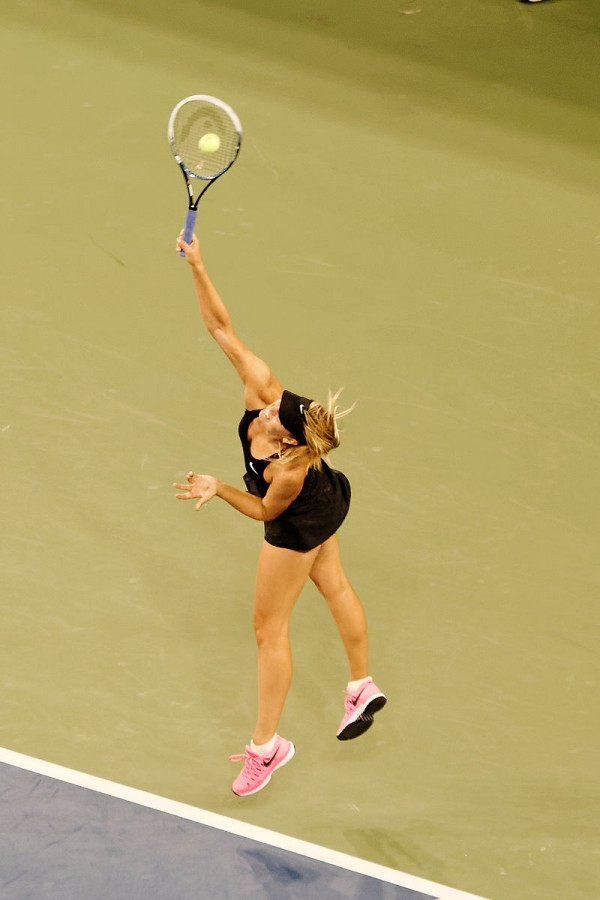 Tennis is quickly becoming a popular pastime, especially to work out.
