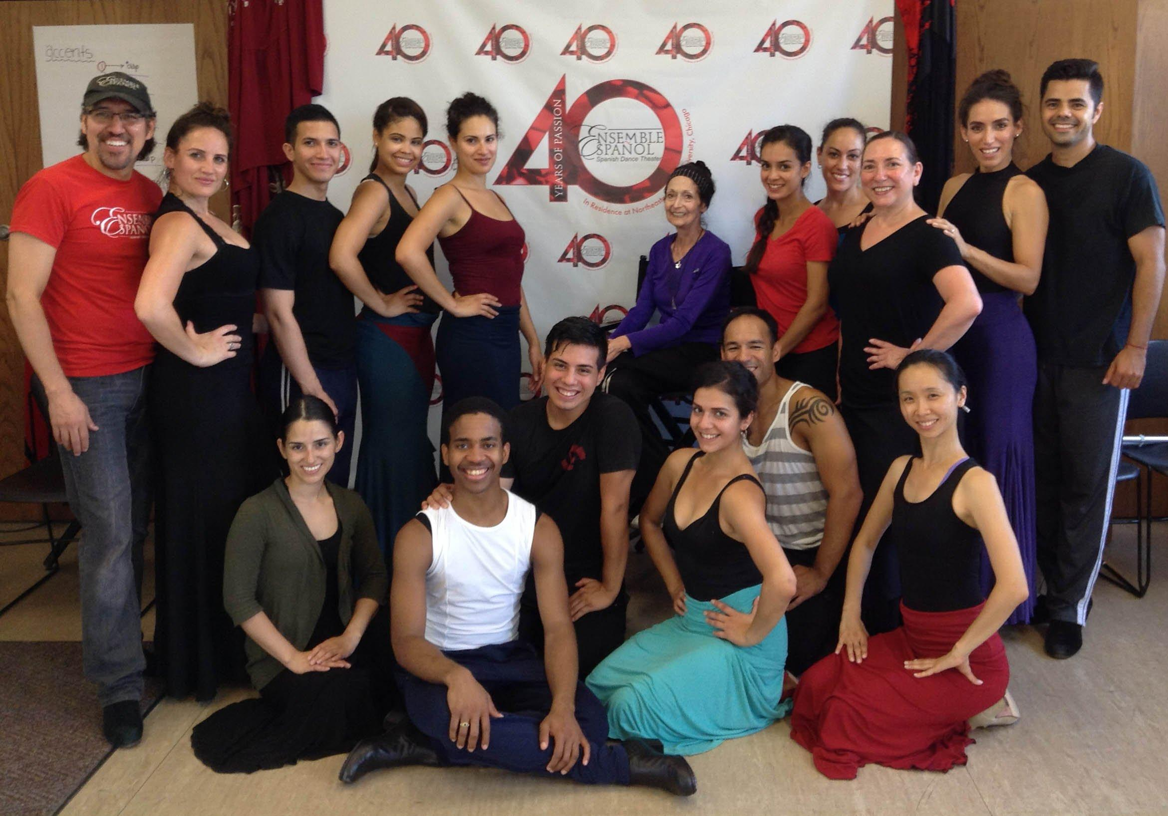 The dance company prepares for their fortieth season.