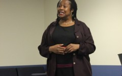 Maudlyne Ihejirika leads a powerful talk that motivates students and teachers alike.