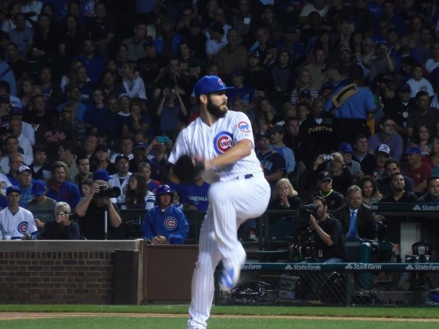 Since the All-Star Break, Arrieta has only given up nine runs in 107 1/3 innings leaving him at a 0.75 ERA, the lowest after the break in Major League history.