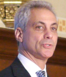 Mayor Rahm Emanuel's proposed $588 million tax hike would support police officer's and fire fighter's pension funds.