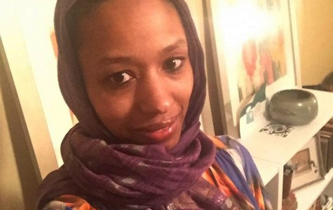 Dr. Larycia Hawkins posing in her hijab./Photo courtesy of Larycia Hawkins via Facebook