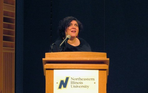 Randa Jarrar discusses the process of writing her book.